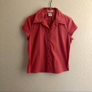 Old navy button-down top